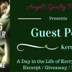 Guest Post: Kerry Adrienne (Pursuing The Bear Tour) ~ Giveaway/Excerpt