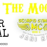 Cover Reveal: Shoot The Moon (Scorpio Stinger MC #6) by Jani Kay ~ Excerpt