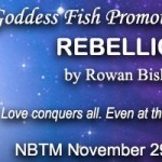 Rebellion (A Titan Romance #1) by Rowan Bishop (Tour) ~ Giveaway