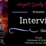 Interview: Gemma Brocato (Hunger) ~ Giveaway/Excerpt