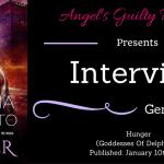 Interview: Gemma Brocato (Hunger) ~ Giveaway/Excerpt