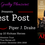 Guest Post: Piper J Drake (Absolute Trust) ~ Excerpt/Giveaway