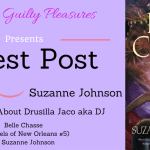 Guest Post: Suzanne Johnson {Belle Chasse} ~ Excerpt