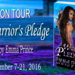 A Warrior's Pledge (Highland Bodyguards #3) by Emma Prince ~ Excerpt/Giveaway