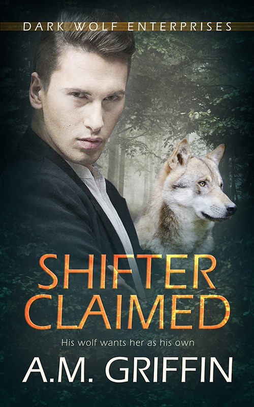 Shifter Claimed Book Cover