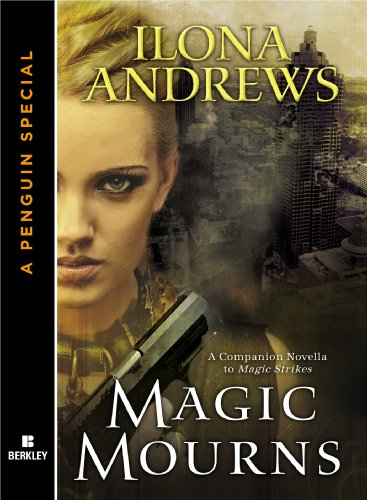 Magic Mourns Book Cover