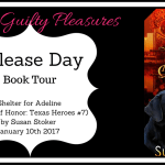 Release Day: Shelter for Adeline (Badge of Honor: Texas Heroes #7) by Susan Stoker