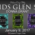 Release Blitz: The Druids Glen Series by Donna Grant
