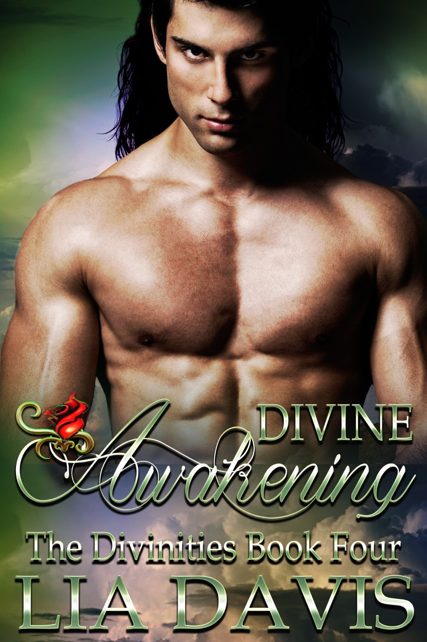 Divine Awakening Book Cover