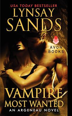 Vampire Most Wanted Book Cover
