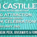 First Look: Fighting Attraction by Sarah Castille ~ Excerpt/Giveaway