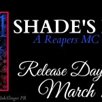 Release Day Launch: Shade's Lady (Reapers MC #6.5)(1001 Dark Nights) by Joanna Wylde ~ Excerpt