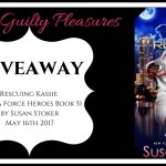 Giveaway: Rescuing Kassie (Delta Force Heroes #5) by Susan Stoker