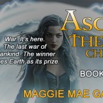 Blast: Ascended (The Cantati Chronicles) by Maggie Mae Gallagher ~ Giveaway/Excerpt