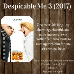 Movie Review: Despicable Me 3 (2017)
