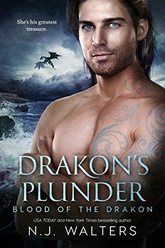 Drakon's Plunder Book Cover