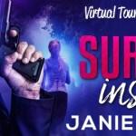 Survival Instinct (Instinct #3) by Janie Crouch (Tour) ~ Excerpt