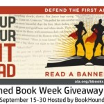 Banned Book Week Giveaway Hop Sep. 15th – 30th
