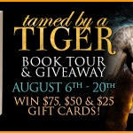 Tamed by a Tiger (Eternal Mates #13) by Felicity Heaton (Tour) ~ Excerpt