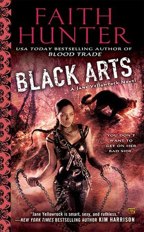 Black Arts Book Cover
