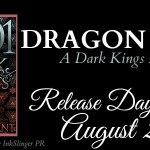 Release Day Launch: Dragon Burn (Dark Kings) by Donna Grant ~ Excerpt