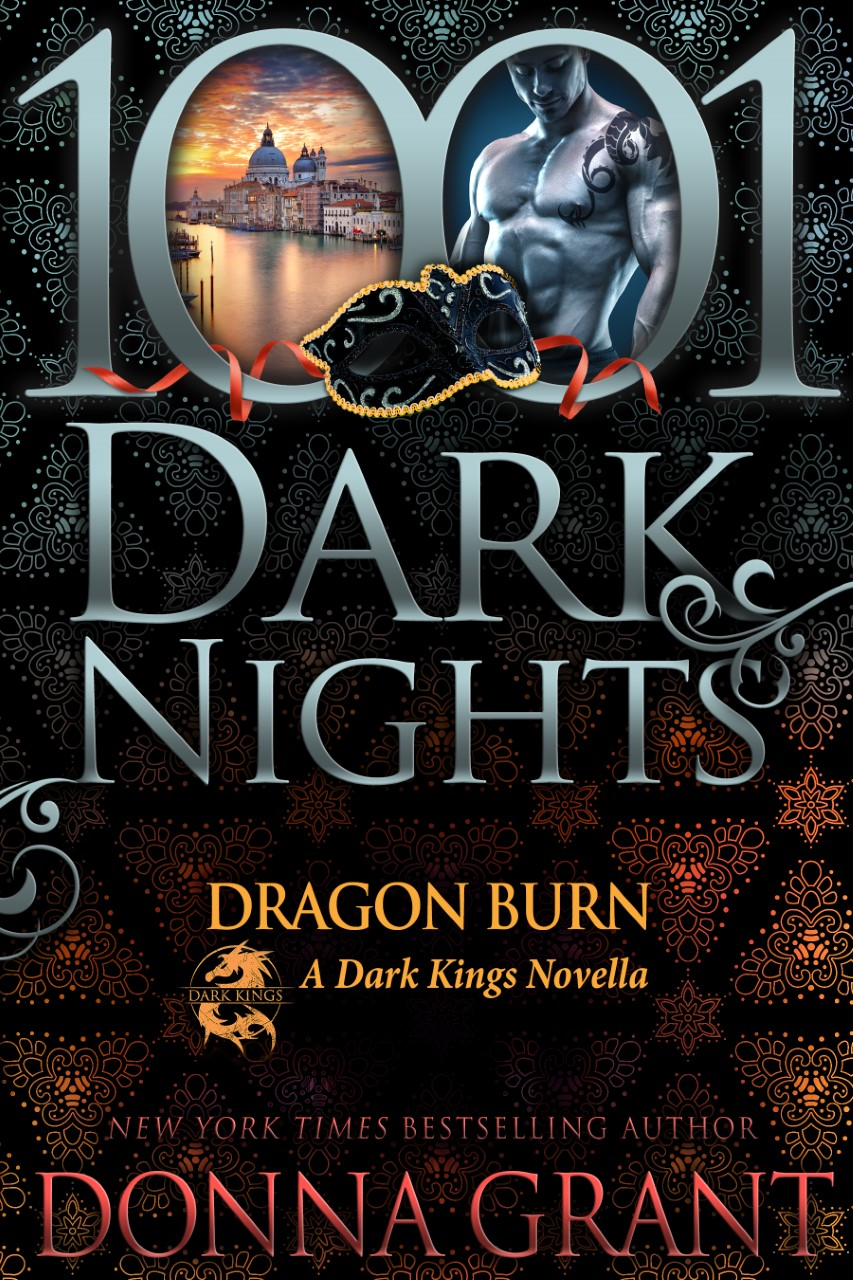 Dragon Burn Book Cover