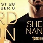 Hard Run (Delta Force Brotherhood #2) by Sheryl Nantus (Tour) ~ Excerpt