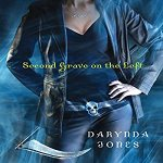 Audiobook Review: Second Grave on the Left (Charley Davidson #2) by Darynda Jones (Narrator: Lorelei King)
