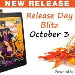 Release Day Blitz: Halloween is Murder by Carolyn Arnold