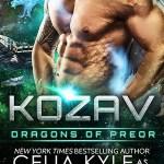 Review: Kozav (Dragons of Preor #3) by Celia Kyle as Erin Tate