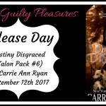 Release Day: Destiny Disgraced (Talon Pack #6) by Carrie Ann Ryan ~ Excerpt