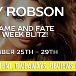 ARC Review: Of Flame and Fate (Weird Girls #8) by Cecy Robson (Tour)