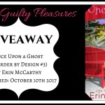Release Day/Giveaway: Once Upon a Ghost (Murder by Design #3) by Erin McCarthy