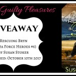 Release Day/Giveaway: Rescuing Bryn (Delta Force Heroes) by Susan Stoker