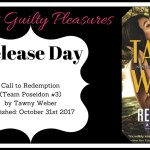 Release Day: Call to Redemption (Team Poseidon #3) by Tawny Weber