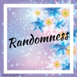 Randomness – TV Shows Part 3