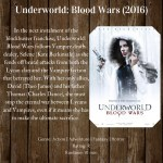 Movie Review: Underworld: Blood Wars (2016)