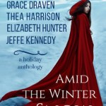 ARC Review: Amid the Winter Snow by Grace Draven, Thea Harrison, Elizabeth Hunter, Jeffe Kennedy