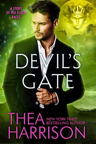 Devil's Gate Book Cover