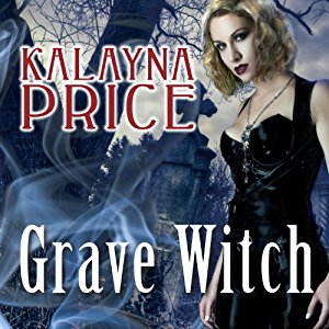 Grave Witch Book Cover