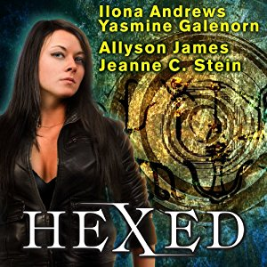 Hexed Book Cover