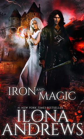 Iron and Magic Book Cover