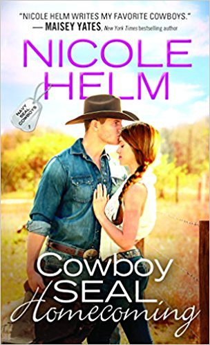 Cowboy SEAL Homecoming Book Cover