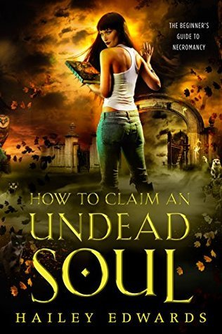 How to Claim an Undead Soul Book Cover