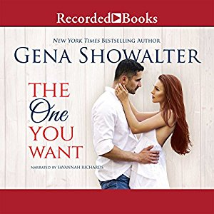 The One You Want Book Cover