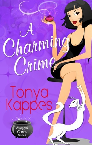 A Charming Crime Book Cover