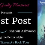 Guest Post: Sharon Ashwood (Enchanter Redeemed) ~ Excerpt