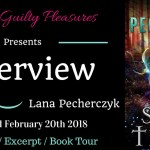 Interview: Lana Pecherczyk (Soul Thing) ~ Giveaway/Excerpt