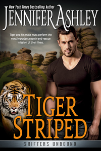 Tiger Striped Book Cover