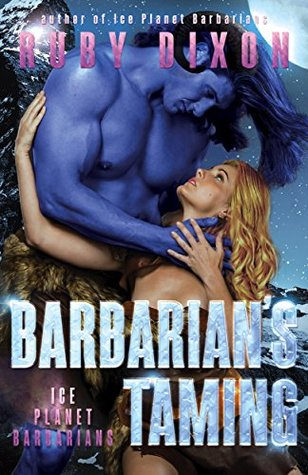 Barbarian's Taming Book Cover